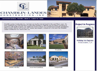 Chamblin-Landes Website
